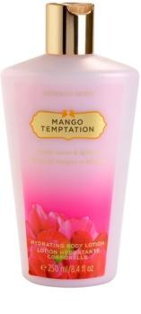 Victoria's Secret Mango Temptation Mango Nectar & Hibiscus mleczko do ciała dla kobiet 250 ml