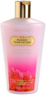 Victoria's Secret Mango Temptation Mango Nectar & Hibiscus tělové mléko pro ženy 250 ml