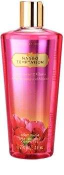 Victoria's Secret Mango Temptation Mango Nectar & Hibiscus tusfürdő gél hölgyeknek 250 ml