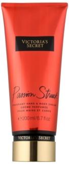 Victoria's Secret Passion Struck tělový krém pro ženy 200 ml