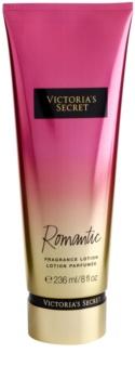 Victoria's Secret Romantic telové mlieko pre ženy 236 ml