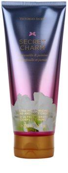 Victoria's Secret Secret Charm Honeysuckle & Jasmine telový krém pre ženy 200 ml