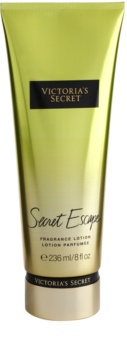 Victoria's Secret Secret Escape Körperlotion für Damen 236 ml