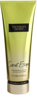 Victoria's Secret Secret Escape telové mlieko pre ženy 236 ml