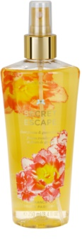 Victoria's Secret Secret Escape Sheer Freesia & Guava Flowers spray de corpo para mulheres 250 ml