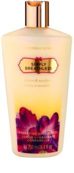Victoria's Secret Simply Breathless leite corporal para mulheres 250 ml