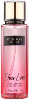 Victoria's Secret Sheer Love Bodyspray  voor Vrouwen  250 ml