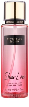 Victoria's Secret Sheer Love pršilo za telo za ženske 250 ml
