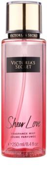 Victoria's Secret Sheer Love tělový sprej pro ženy 250 ml