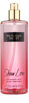 Victoria's Secret Fantasies Sheer Love Bodyspray  voor Vrouwen  250 ml