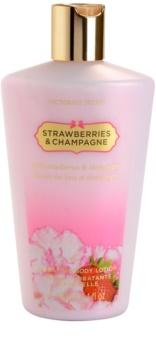 Victoria's Secret Strawberry & Champagne Telové mlieka pre ženy 250 ml telové mlieko