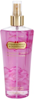 Victoria's Secret Strawberry & Champagne spray corporel pour femme 250 ml