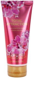 Victoria's Secret Total Attraction Körpercreme für Damen 200 ml