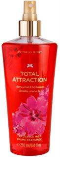 Victoria's Secret Total Attraction tělový sprej pro ženy 250 ml