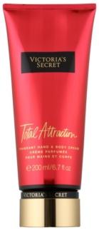 Victoria's Secret Fantasies Total Attraction Bodycrème voor Vrouwen  200 ml