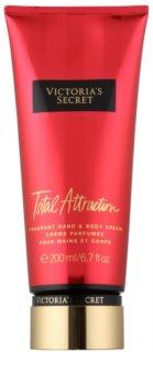 Victoria's Secret Fantasies Total Attraction krem do ciała dla kobiet 200 ml
