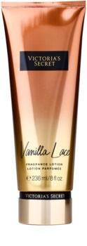 Victoria's Secret Fantasies Vanilla Lace tělové mléko pro ženy 236 ml