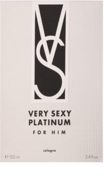 Victoria's Secret Very Sexy Platinum kolínská voda pro muže 100 ml