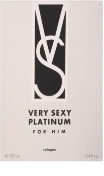 Victoria's Secret Very Sexy Platinum woda kolońska dla mężczyzn 100 ml