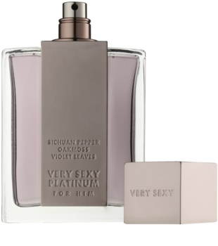 6fe5b37595 Victoria s Secret Very Sexy Platinum Eau de Cologne for Men 100 ml
