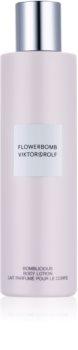 Viktor & Rolf Flowerbomb lapte de corp pentru femei 200 ml