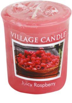 Village Candle Juicy Raspberry votivní svíčka 57 g