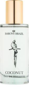 Village Barony Brazil Coconu eau de toilette para mulheres 50 ml