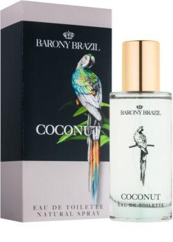 Village Barony Brazil Coconu toaletní voda pro ženy 50 ml