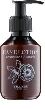 Village Herbal Bergamot & Rosemary Hand Cream