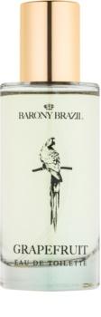 Village Barony Brazil Grapefruit Eau de Toilette voor Vrouwen  50 ml