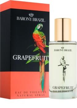 Village Barony Brazil Grapefruit woda toaletowa dla kobiet 50 ml