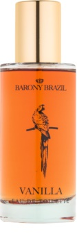 Village Barony Brazil Vanilla eau de toilette pentru femei 50 ml