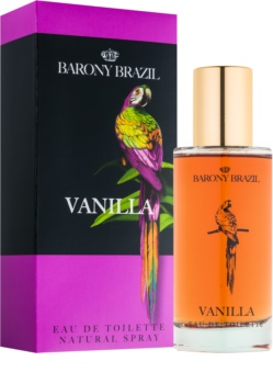 Village Barony Brazil Vanilla toaletní voda pro ženy 50 ml