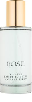village cosmetics rose