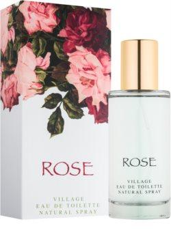 Village Rose eau de toilette pour femme 50 ml
