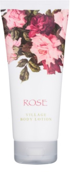 Village Rose leite corporal para mulheres 200 ml