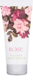 Village Rose crème mains pour femme 100 ml