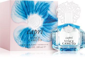 Vince Camuto Capri eau de parfum per donna 100 ml