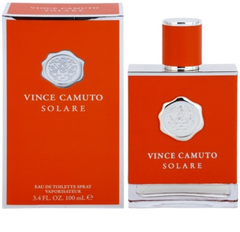 Vince Camuto Solare eau de toilette per uomo 100 ml