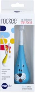 Violife Rockee Marley cepillo de dientes para niños  + 2 cabezales de recambio