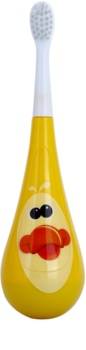 Violife Rockee Quackie cepillo de dientes para niños  + 2 cabezales de recambio