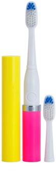 Violife Slim Sonic Sunset escova de dentes sónica elétrica com cabeça de reposição