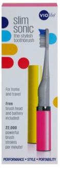 Violife Slim Sonic Sunset bateriový sonický kartáček s náhradní hlavicí