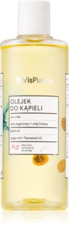Vis Plantis Herbal Vital Care Argan Oil & Flaxseed Oil olej do kúpeľa