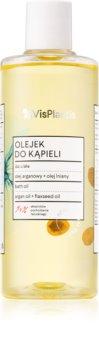 Vis Plantis Herbal Vital Care Argan Oil & Flaxseed Oil olje za kopel