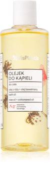 Vis Plantis Herbal Vital Care Rose & Cottonseed Oil olej do kúpeľa