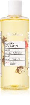 Vis Plantis Herbal Vital Care Rose & Cottonseed Oil olje za kopel