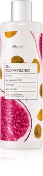 Vis Plantis Herbal Vital Care Argan Oil + Figs čistiaci sprchový gél na každodenné použitie