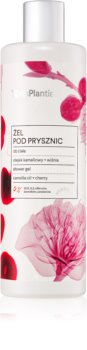 Vis Plantis Herbal Vital Care Camelia Oil + Cherry čistiaci sprchový gél na každodenné použitie