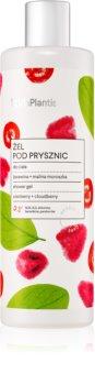 Vis Plantis Herbal Vital Care Cranberry + Cloudberry čistiaci sprchový gél na každodenné použitie